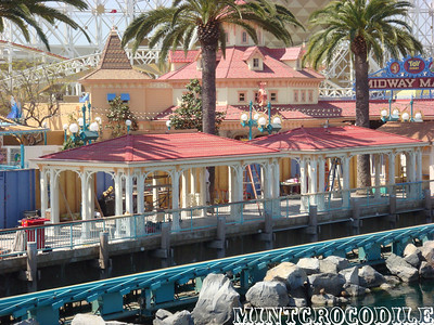 Disneyland Resort 4/22/08