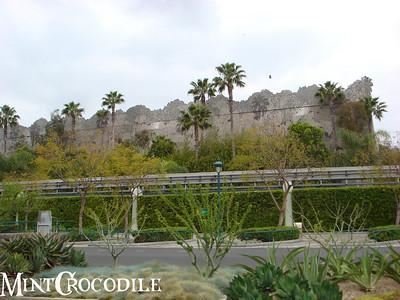 Disneyland Resort 4/3/08