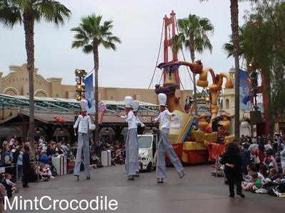 Disneyland Resort 5/7/08