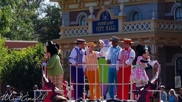Disneyland Easter Bunny Hop