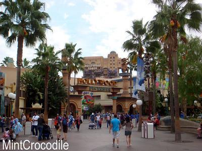 Disneyland Resort 10/30/08 - 9/27/13