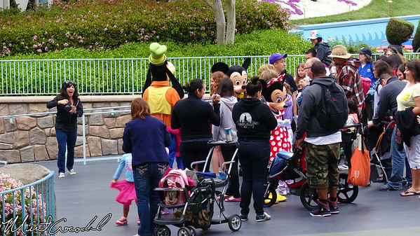 Disneyland Resort 4/5/13