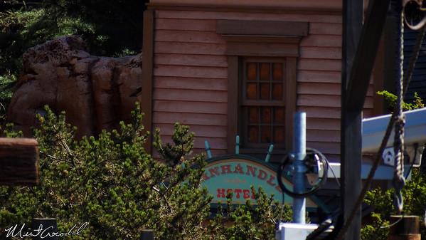 Disneyland Resort 8/30/13