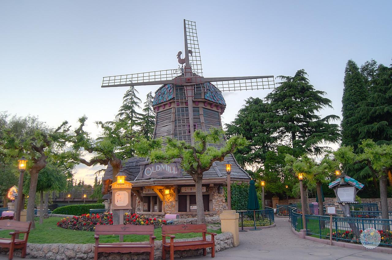 Le Vieux Moulin de Fantasyland