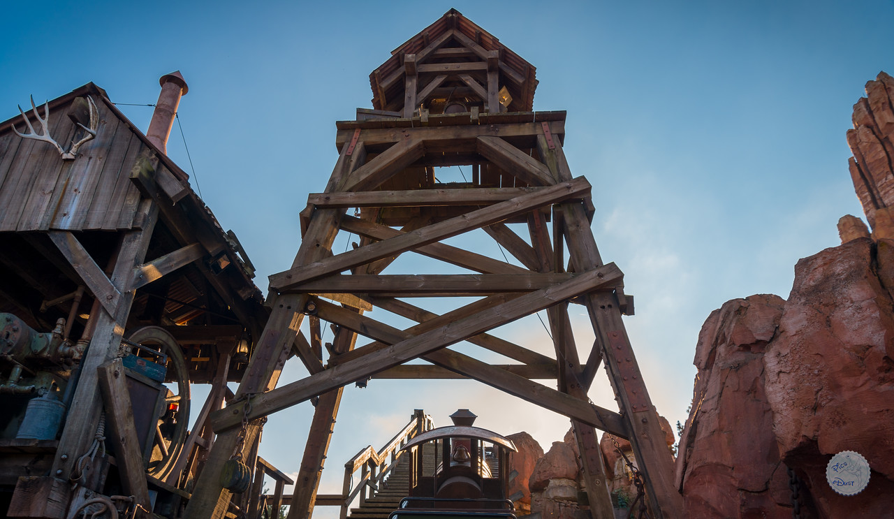 Le Lift de Big Thunder Mountain