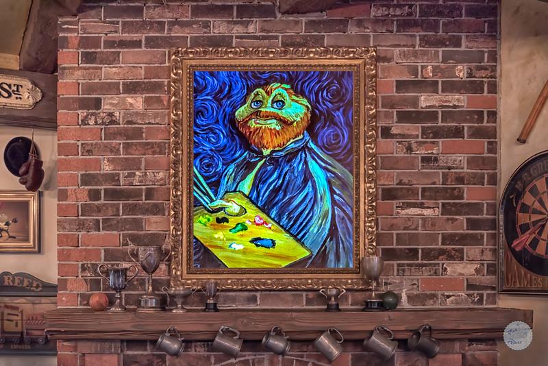 Crapaud, Baron de Van Gogh