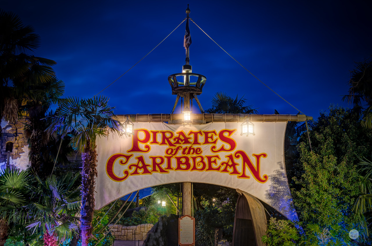 Pirates Of The Entrance