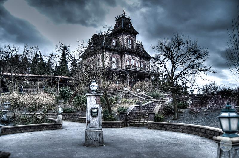 L'hiver fait revivre le Manor