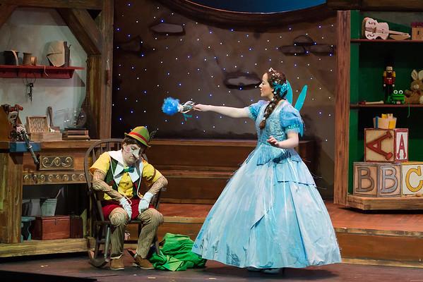 Disney's My Son Pinocchio Jr. 2016