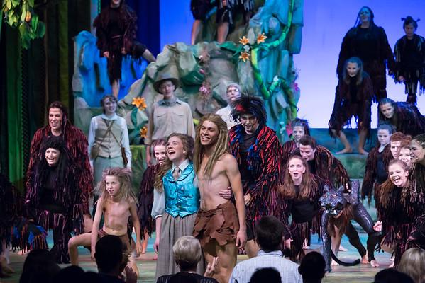 Disney's Tarzan--Spring 2014