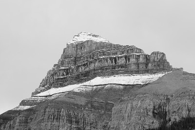 Pilot Mountain in Banff National Park, Alberta, Canada. © 2019 Kenneth R. Sheide