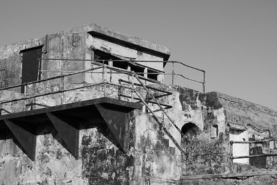 Old battery at Fort Monroe, VA. © 2013 Kenneth R. Sheide