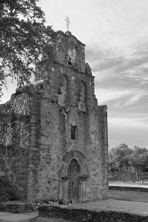 Mission Espada, San Antonio, TX. © 2013 Kenneth R. Sheide