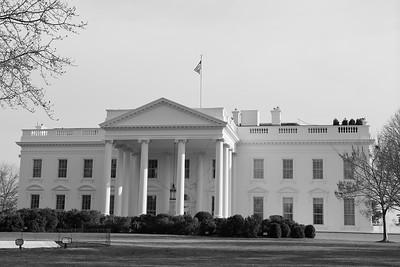 White House, Washington DC. © 2014 Kenneth R. Sheide