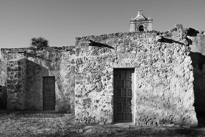 Mission Concepcion, San Antonio, TX. © 2014 Kenneth R. Sheide