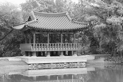 Gwang-Ju Pavilion, San Antonio, TX. © 2013 Kenneth R. Sheide