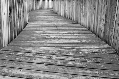 Pier in Newport News, VA. © 2014 Kenneth R. Sheide