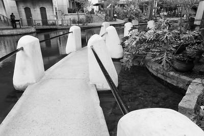 San Antonio, TX river walk. © 2014 Kenneth R. Sheide