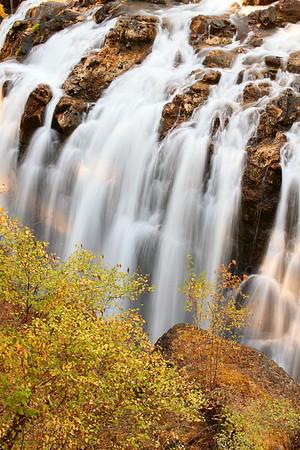 Little Qualicum Falls, BC, Canada. © 2012 Kenneth R. Sheide