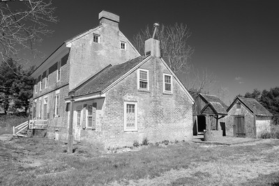 Allee House, Bombay Hook NWR, DE. © 2014 Kenneth R. Sheide