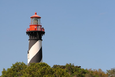 St Augustine Lighthouse, FL. © 2008 Kenneth R. Sheide
