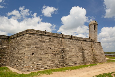 Castillo de San Marcos, St Augustine, FL. © 2021 Kenneth R. Sheide