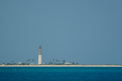 Loggerhead Key and the Dry Tortugas Lighthouse, FL. © 2011 Kenneth R. Sheide