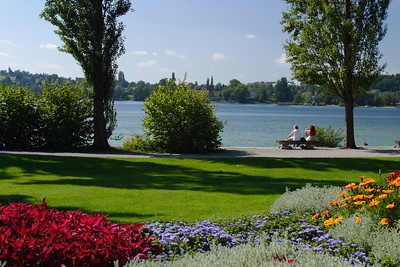 Lake Constance Spring