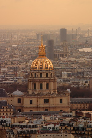 Les Invalides, Paris, France. © 2005 Kenneth R. Sheide