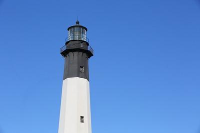 Tybee Island Lighthouse, Tybee Island, GA. © 2021 Kenneth R. Sheide