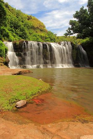 Talafofo Falls, Guam. © 2008 Kenneth R. Sheide
