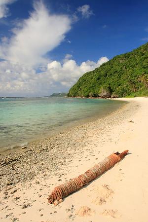 Shark Cove Beach, Guam. © 2008 Kenneth R. Sheide