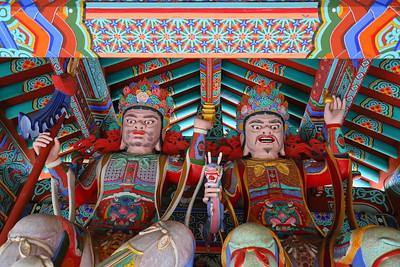 Mu Ryang Sa Temple.  © 2020 Kenneth R. Sheide
