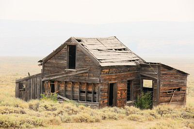 Old building at Gilmore, ID. © 2021 Kenneth R. Sheide