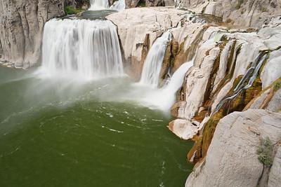 Shoshone Falls near Twin Falls, ID. © 2021 Kenneth R. Sheide