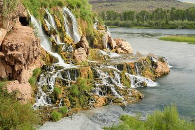Fall Creek Falls near Swan Valley, ID. © 2021 Kenneth R. Sheide