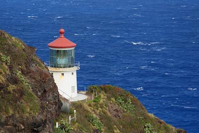 Makapu'u Lighthouse.  Oahu, Hawai'i. © 2019 Kenneth R. Sheide