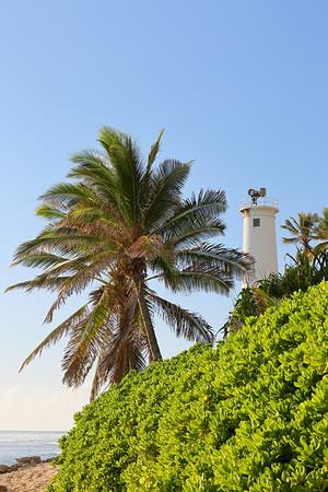 Barber's Point Lighthouse. Oahu, Hawai'i. © 2020 Kenneth R. Sheide