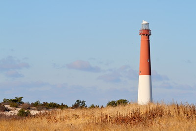 Barnegat Lighthouse at Barnegat Jetty, NJ. © 2011 Kenneth R. Sheide
