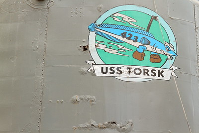 USS Torsk, Baltimore, MD. © 2012 Kenneth R. Sheide