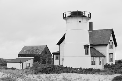 Stage Harbor Lighthouse built 1880. Chatham, MA. © 2021 Kenneth R. Sheide