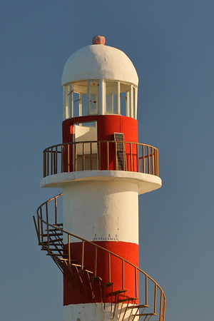 Cancun Point Lighthouse, Cancun, Quintana Roo, Mexico. © 2018 Kenneth R. Sheide