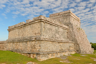 Castillo at Tulum, Quintana Roo, Mexico. © 2018 Kenneth R. Sheide