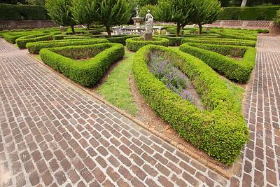 Elizabethan Gardens, NC. © 2013 Kenneth R. Sheide