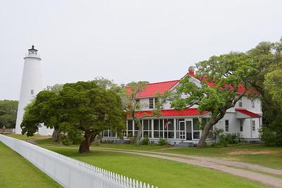 Ocracoke Island Lighthouse, NC. © 2011 Kenneth R. Sheide