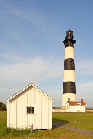 Bodie Island Lighthouse, NC. © 2011 Kenneth R. Sheide