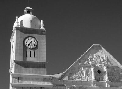 Iglesia de San Benedicto de Abad in Tarata, Peru. © 2012 Kenneth R. Sheide