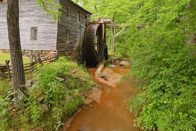 Hagood Mill, Pickens, SC. © 2021 Kenneth R. Sheide