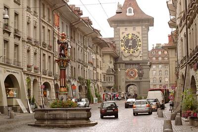 Street Scene Berne, Switzerland