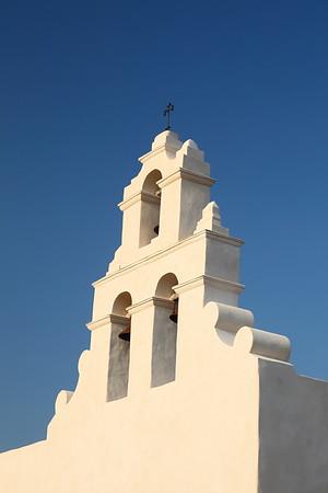 Morning light on Mission San Juan, San Antonio, TX. © 2013 Kenneth R. Sheide